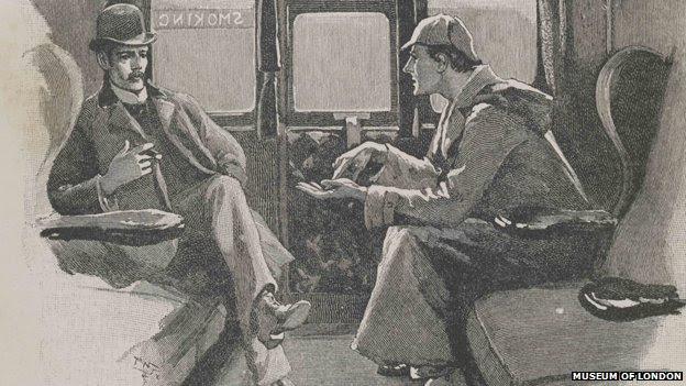 Sidney Paget illustration