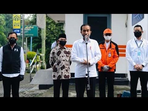 Keterangan Pers Presiden RI, Bogor, 13 Mei 2020