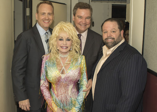 NBC Announces Dolly Parton's 'Coat Of Many Colors' Movie
