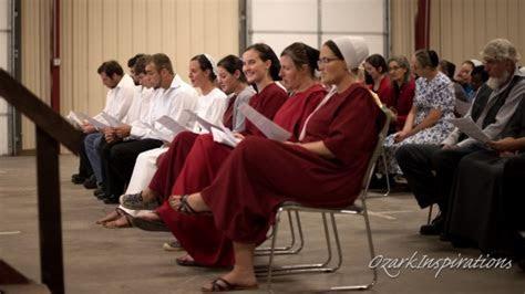 An Amish ish Wedding: Part 2 ? The Ceremony (13 Photos & 2