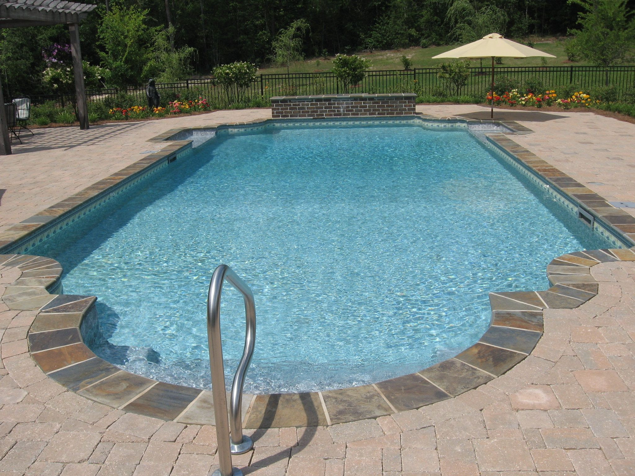 Vinyl Inground Swimming Pools