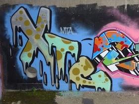 Grafiti Xtc Keren