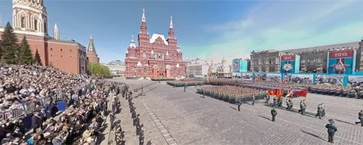 2015 Moscow Victory Day Parade | 360° Aerial Panorama, 3D Virtual Tours Around the World, Photos of the Most Interesting Places on the Earth