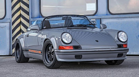 Porsche To Unveil a Restomod Classic 911 On August 24 - Motoraty