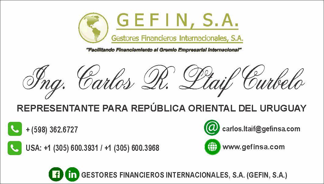URUGUAY: (CARLOS LTAIF)