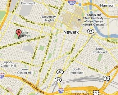 Newark Nj Ward Map, Newark Nj Fatal Shooting Jpg, Newark Nj Ward Map