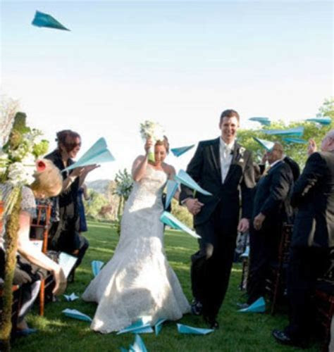 Wedding Ceremony Exit   Weddings Romantique