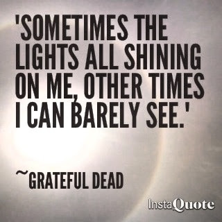 Grateful Dead Song Quotes