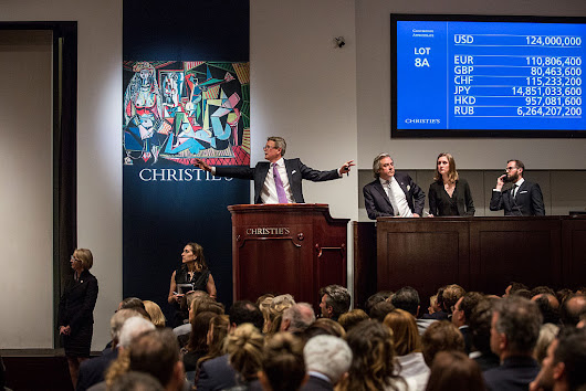 TEFAF Report Puts Global Art Market at $45 Billion | artnet News
