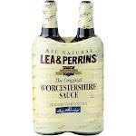 Lea & Perrins Original Worcestershire Sauce - 2 pack, 20 fl oz bottles