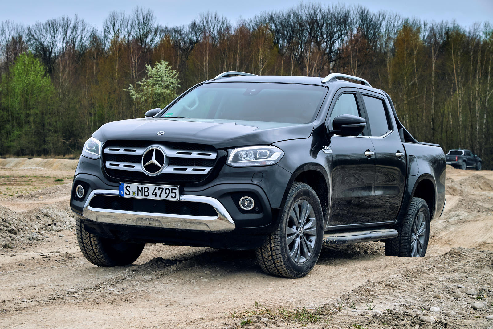 Mercedes X-Class Pickup Truck Officially Declared A Huge ...