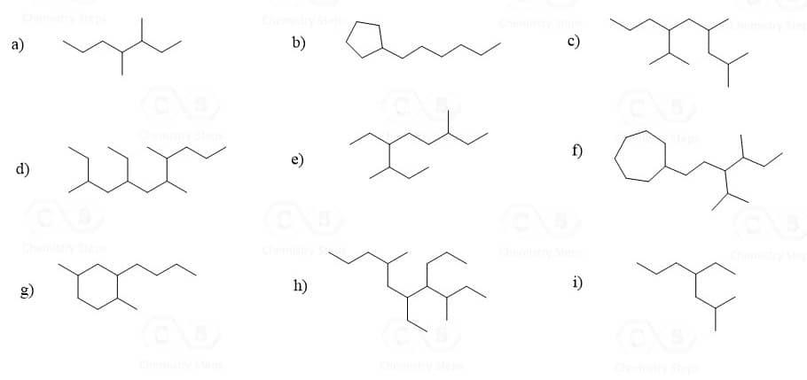 Fun Practice and Test: Organic Chemistry Nomenclature