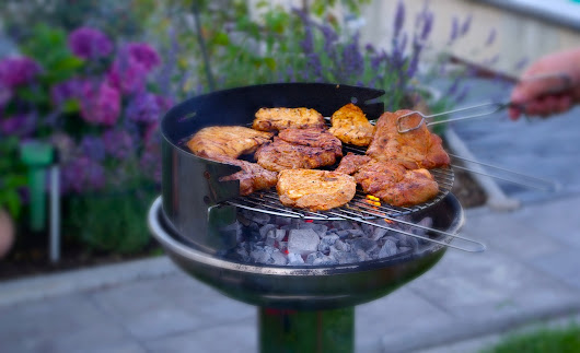 Summer Barbecue Ideas With A Scottish Twist