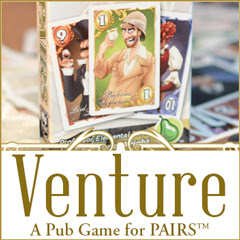 Venture: A Pub Game for PAIRS™