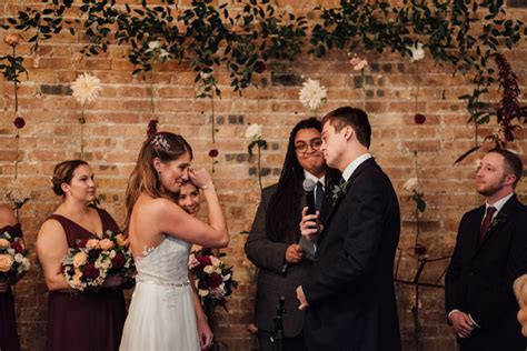 Brique Chicago Wedding // Cling & Peck Photography