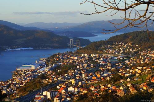 Rande - Ría de Vigo