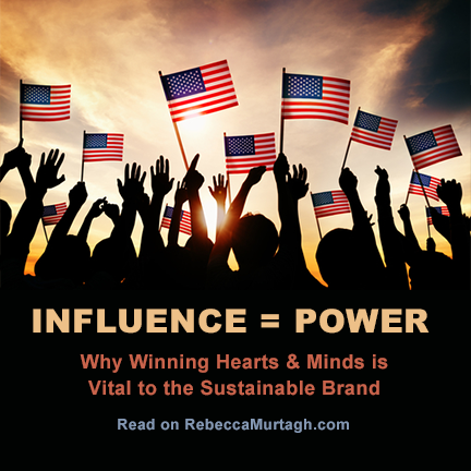 The Difference Between Popularity and Influence Rebecca Murtagh @VirtualMarketer