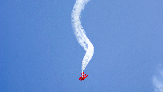 How to Pull Your Company Out of a Tailspin