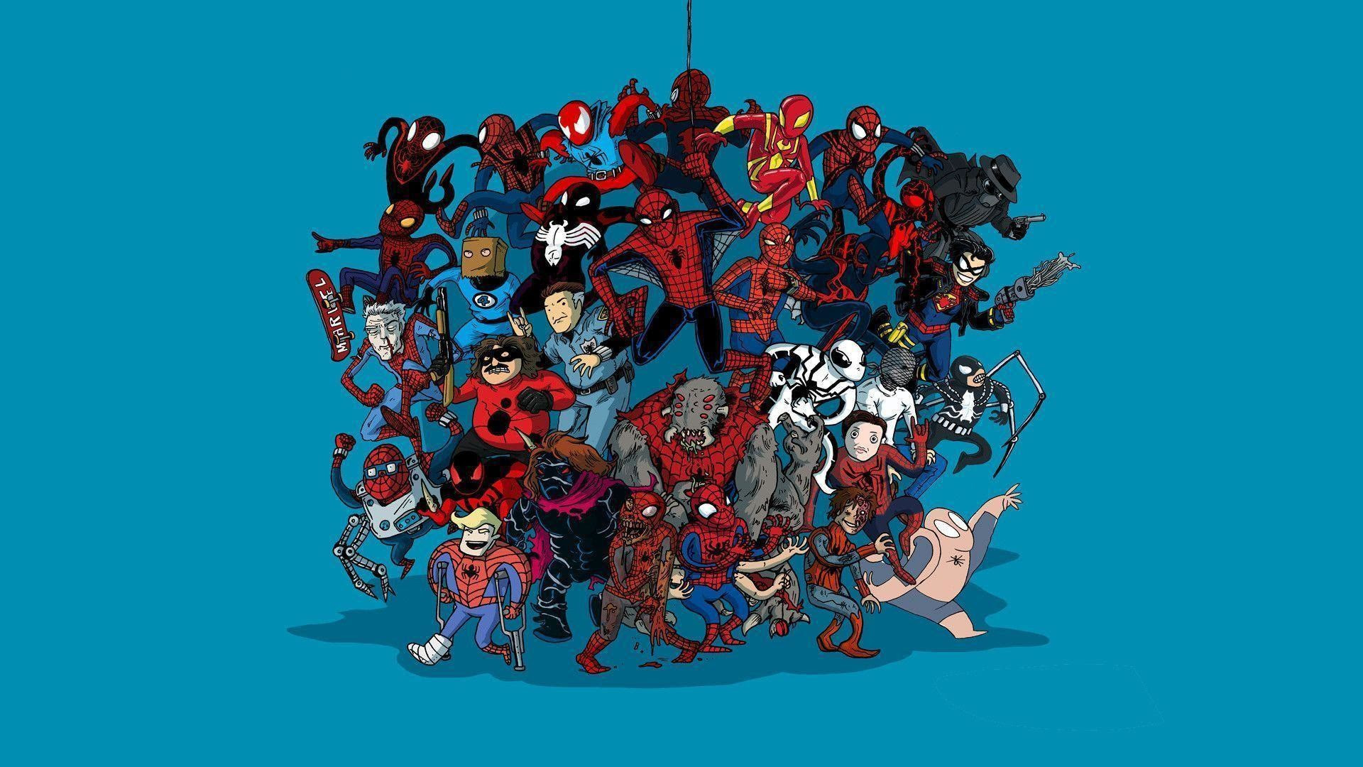Spider Man 2099 Hd Wallpaper 78 Images