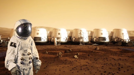 A one-way ticket to Mars, apply now - CNN.com