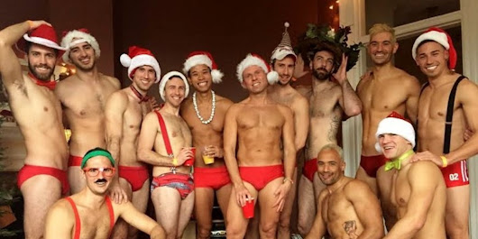 Tonight, the Mistletomosexuals Take Over Capitol Hill | Seattle Gay Scene | Your Daily Gay In Seattle