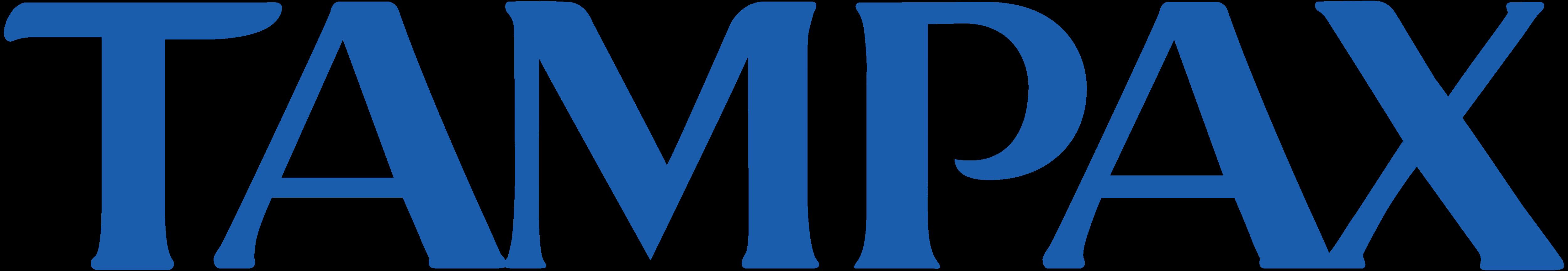 Tampax - Logos Download
