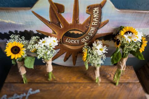 Lucky Old Sun Ranch   Weddings
