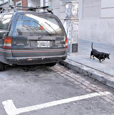 No habrá estacionamiento medido en Villa Devoto.