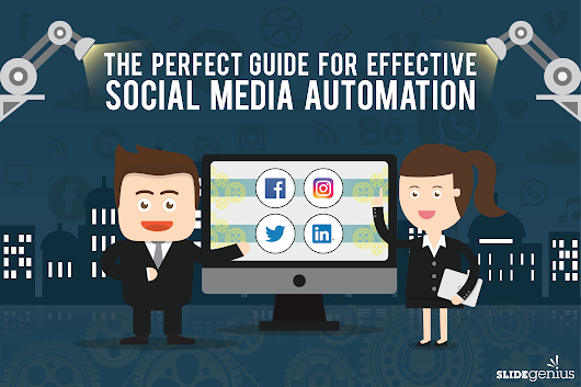 Social Media Automation for Businesses: A Quick Guide