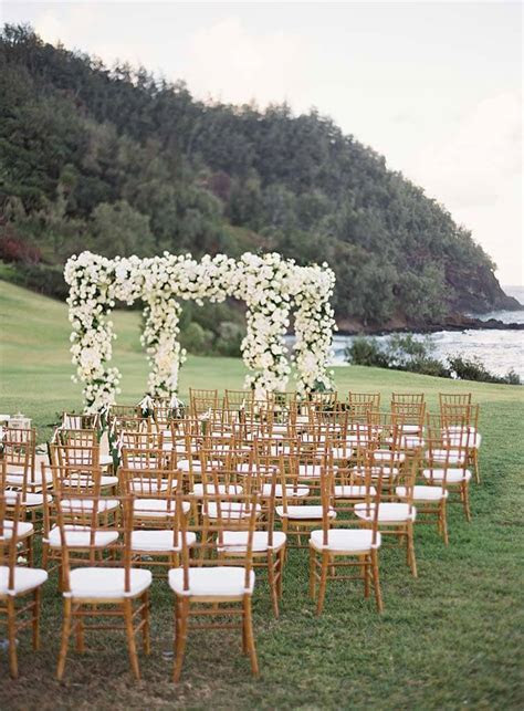 Maui Wedding Location   Travaasa Hana, Maui   Ceremony and