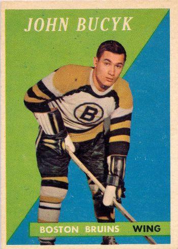 Bucyk Bruins 58-59