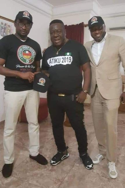 Nollywood Actor, Mr Ibu Endorses Atiku Ahead Of 2019