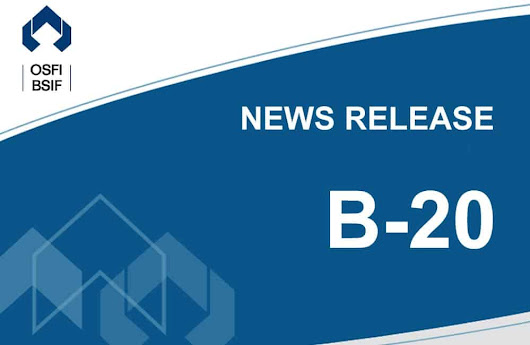 OSFI Publishes Final Guideline B-20 | Mortgage Rule Changes