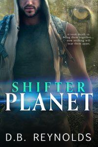 Shifter Planet by D.B Reynolds