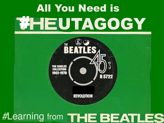 The Beatles; All You Need is Heutagogy