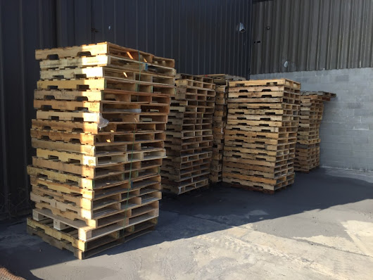 All Size Pallets Stocks Standard Wood Shipping Pallet Sizes for Michigan Businesses