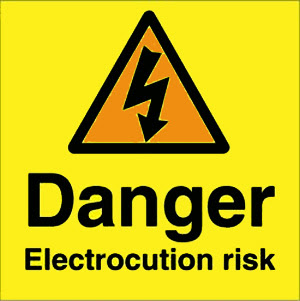 Image result for electrocution
