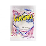 Lets Celebrate Vanilla Cupcake, 1.55 Ounce - 72 per case.