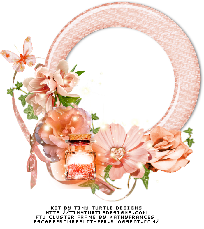 Escape From Reality Blog Ftu Cluster Frames Butterfly Bouquet