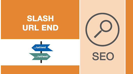 Slash URL end