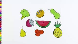 All Clip Of Menggambar Sayuran Bhclipcom