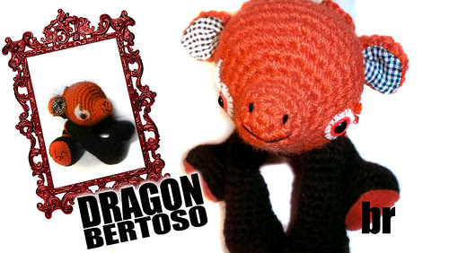 Dragon bertoso rojo!