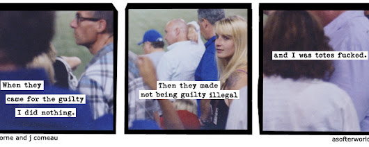 A Softer World feed : A Softer World: 1017  (this will be my final...
