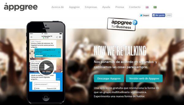Pincha para acceder a Appgree