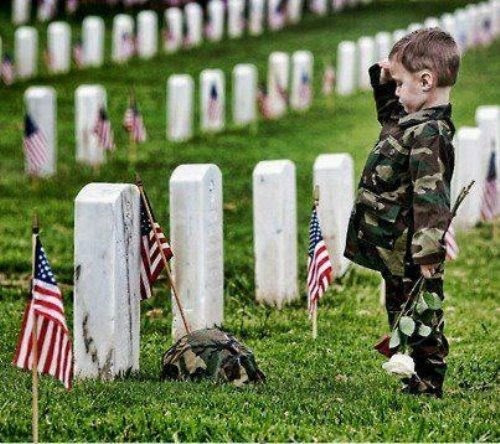 For Your Tomorrow, We Gave Our Today