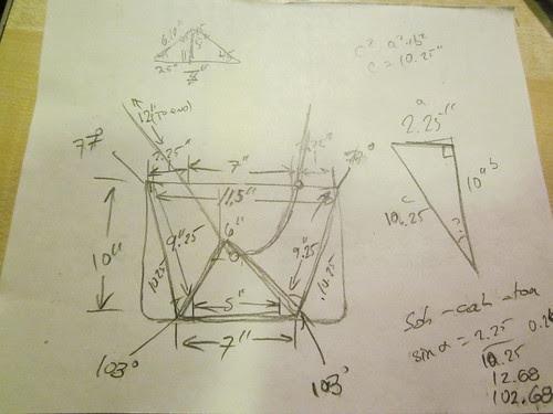 Rack Drawing by jimgskoop