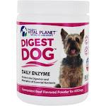 Vital Planet Digest Dog Daily Enzyme - 111 Grams - Powder