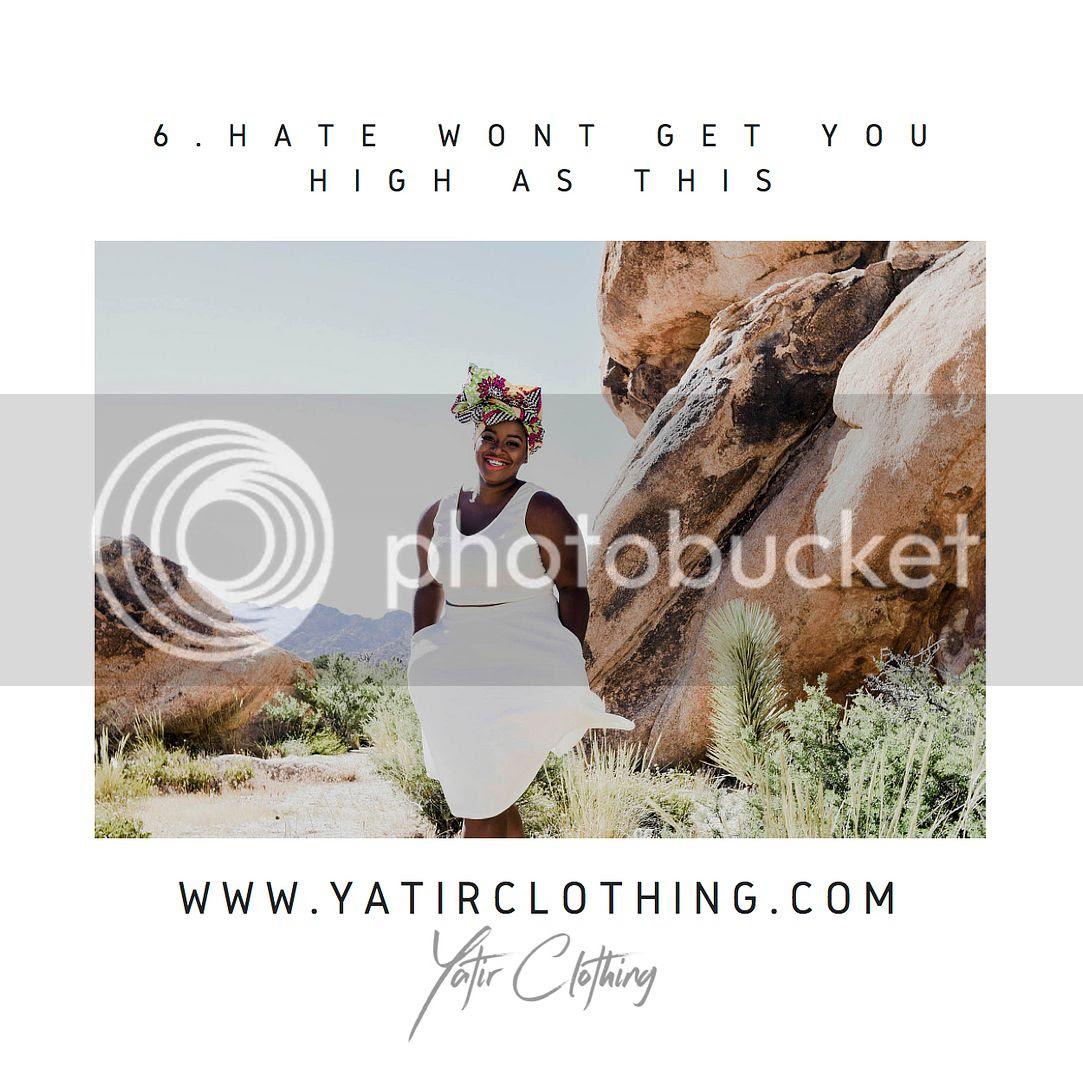 Yatir Clothing Summer Sixteen
