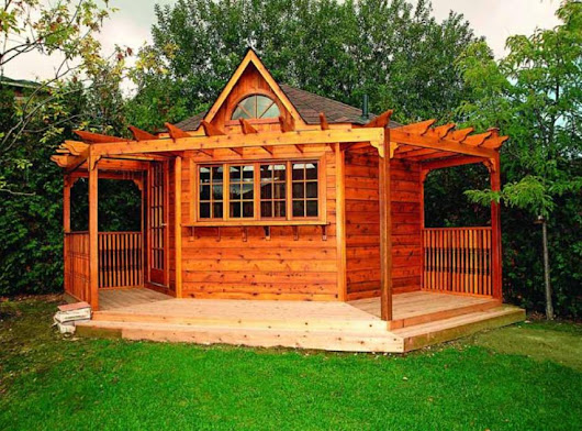 60 Garden Room Ideas & DIY Kits for She Cave (Sheds, Cabins, Studios)