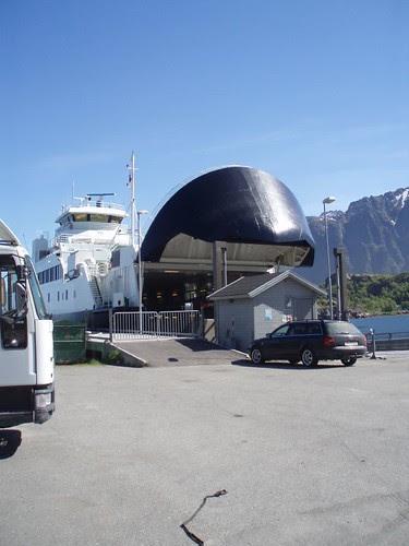 Melbu-Fiskebøl Ferry
